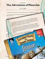 Leveled Texts: The Adventures of Pinocchio