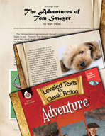 Leveled Texts: The Adventures of Tom Sawyer