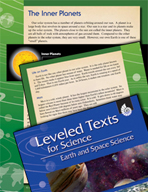 Leveled Texts: The Inner Planets