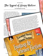 Leveled Texts: The Legend of Sleepy Hollow
