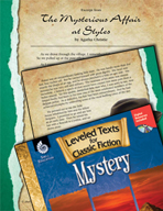 Leveled Texts: The Mysterious Affair at Styles