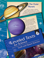 Leveled Texts: The Outer Planets