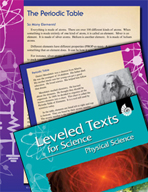 Leveled Texts: The Periodic Table