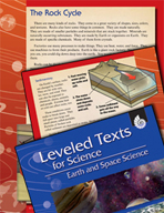 Leveled Texts: The Rock Cycle