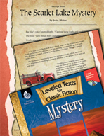 Leveled Texts: The Scarlet Lake Mystery