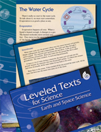 Leveled Texts: The Water Cycle