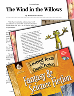 Leveled Texts: The Wind in the Willows