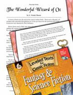 Leveled Texts: The Wonderful Wizard of Oz