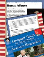 Leveled Texts: Thomas Jefferson