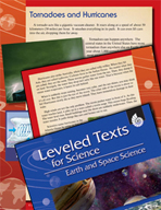 Leveled Texts: Tornadoes and Hurricanes