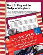 Leveled Texts: U.S. Flag and Pledge of Allegiance