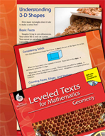 Leveled Texts: Understanding 3-D Shapes