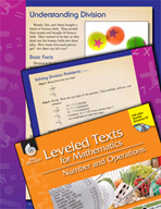Leveled Texts: Understanding Division