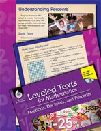 Leveled Texts: Understanding Percents