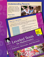 Leveled Texts: Understanding Percents