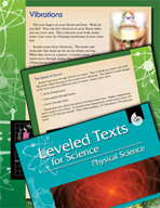 Leveled Texts: Vibrations