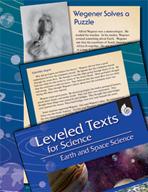 Leveled Texts: Wegener Solves a Puzzle