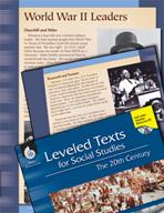 Leveled Texts: World War II Leaders