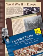 Leveled Texts: World War II in Europe