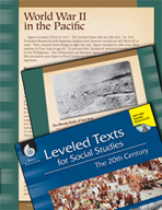 Leveled Texts: World War II in the Pacific