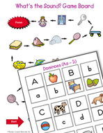 Literacy Activities to Practice Letter Sounds