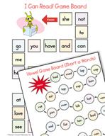 Literacy Activities to Practice Sight Words (Set 1)