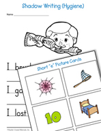Literacy Activities to Practice Writing Letters and Sentences