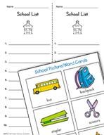 Literacy Activities to Practice Writing Words