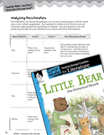 Little Bear Leveled Comprehension Questions (Great Works Series)