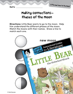 Little Bear Making Cross-Curricular Connections (Great Works Series)