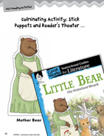 Little Bear Post-Reading Activities (Great Works Series)