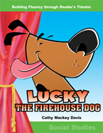 Lucky the Firehouse Dog - Reader's Theater Script and Flue