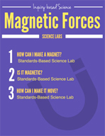 Magnetic Forces Inquiry Science Labs