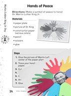 Martin Luther King Jr. Day Puzzles and Activities (K–2)