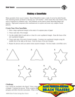 Math Problem-Solving Activities for Nature