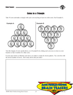 Math Problem-Solving Activities for Spatial Relationships