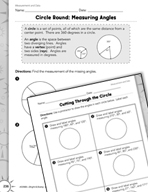Measurement and Data: Measuring Angles Practice