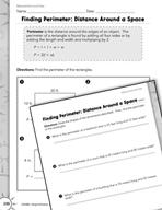 Measurement and Data: Perimeter Practice