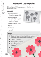 Memorial Day Puzzles and Activities (K–2)