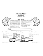 "Millions of Cats - ""Cat's Meow"" Salad Recipe"