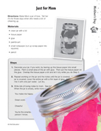 Mother's Day Puzzles and Activities (3–5)
