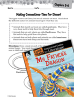 My Father's Dragon Making Cross-Curricular Connections (Gr