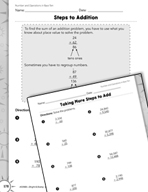 Number and Operations in Base Ten: Addition and Subtraction Practice