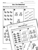 Number and Operations in Base Ten: Counting by Tens Practice