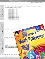 Number and Operations in Base Ten Leveled Problems: Add an