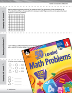 Number and Operations in Base Ten Leveled Problems: Computing with Decimals