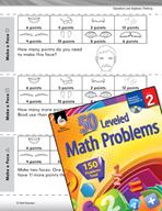 Operations and Algebraic Thinking Leveled Problems: Addition and Subtraction