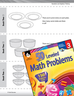 Operations and Algebraic Thinking Leveled Problems: Multiplying and Equal Groups