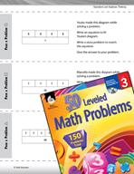 Operations and Algebraic Thinking Leveled Problems: Write