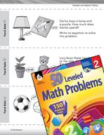Operations and Algebraic Thinking Leveled Problems: Writin